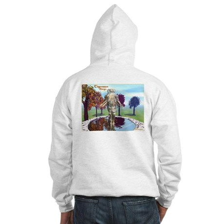 """""""Tigerman In Convergence"""" Quality Hoody"""