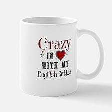 English Setter Mugs