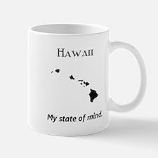Hawaii - My State of Mind Mug