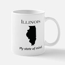 Illinois - My State of Mind Mug