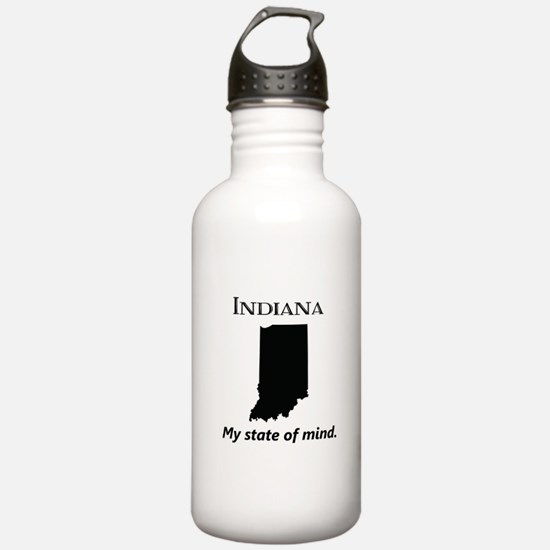 Indiana - My State of Water Bottle