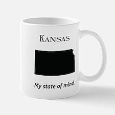 Kansas - My State of Mind Mug
