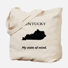 Kentucky - My State of Mind Tote Bag