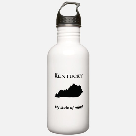 Kentucky - My State of Water Bottle