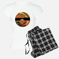 Vintage Art Deco Pajamas