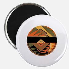 Vintage Art Deco Magnets