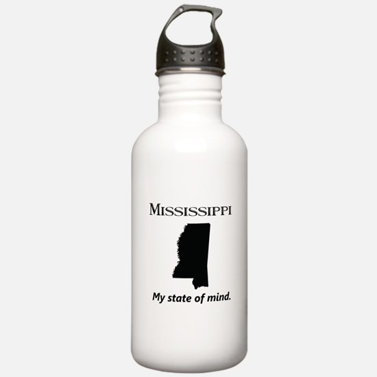Mississippi - My State Water Bottle