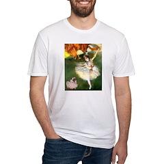 Dancer 1 & fawn Pug Shirt