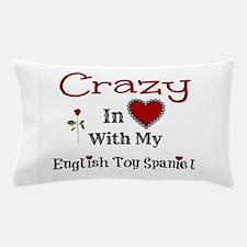 English Toy Spaniel Pillow Case