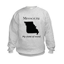 Missouri - My State of Mind Sweatshirt