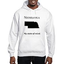Nebraska - My State of Mind Hoodie