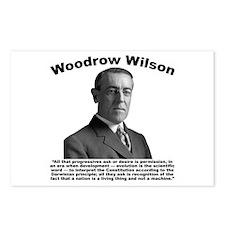 Wilson: Progressives Postcards (Package of 8)