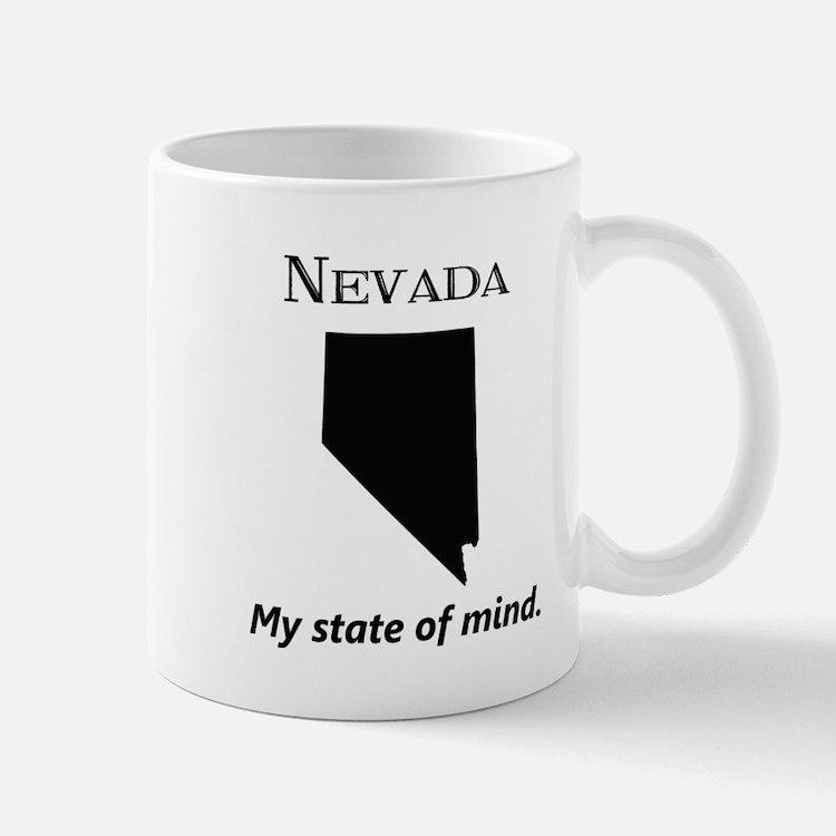 Nevada - My State of Mind Mug