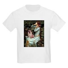 Ophelia / Fawn Pug T-Shirt