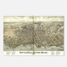 City of Fall River, Mass 1877 Postcards (Package o