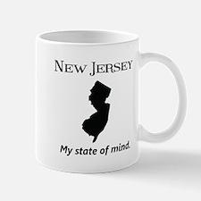 New Jersey - My State of Mind Mug