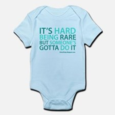 Hard Being Rare Infant Bodysuit