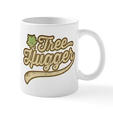 Tree Hugger Vintage Mugs