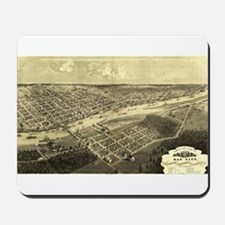 Bay City, Portsmouth, Michiga Mousepad