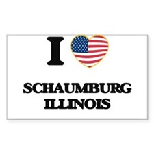 I love Schaumburg Illinois Decal