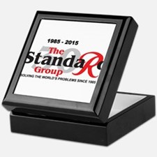 Standard Group-30 Years Keepsake Box