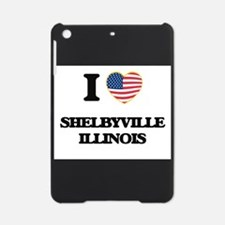 I love Shelbyville Illinois iPad Mini Case