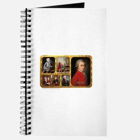Funny Magic flute Journal