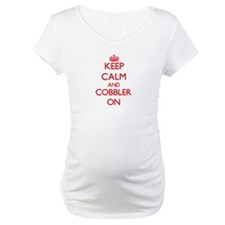 Keep Calm and Cobbler ON Shirt
