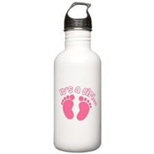 Its a Girl Water Bottle