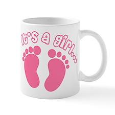 Its a Girl Mugs