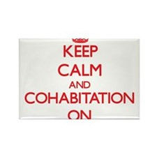 Keep Calm and Cohabitation ON Magnets