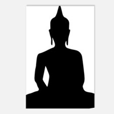Cool Buddha Postcards (Package of 8)
