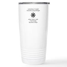 Funny Counseling Travel Mug