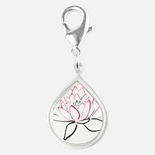 Lotus Flower Charms
