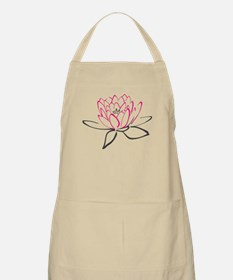 Lotus Flower Apron