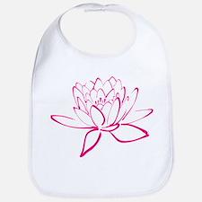 Lotus Flower Bib