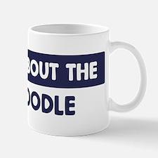 About TOY POODLE Mug