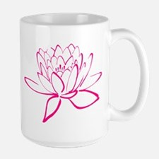Lotus Flower Mugs