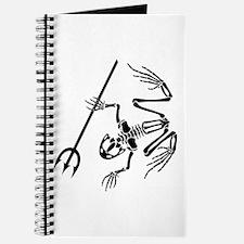 Desert Frog 5 Journal