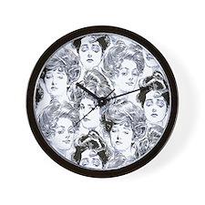 Gibson Dream Girls Wall Clock