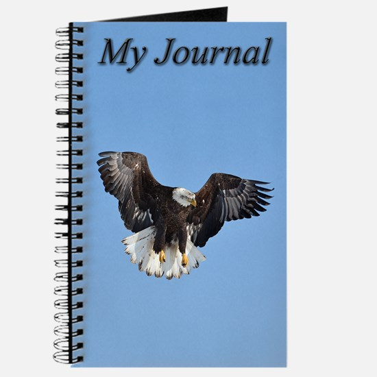 Eagle Fluttering Journal