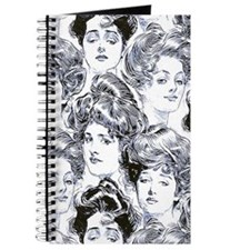 Gibson Dream Girls Journal