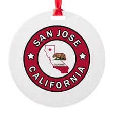 San Jose Ornament