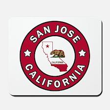 San Jose Mousepad