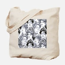 Gibson Dream Girls Tote Bag