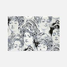 Gibson Dream Girls Magnets