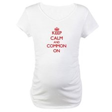 Keep Calm and Common ON Shirt