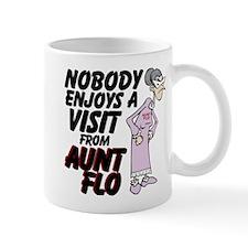 Aunt Flo ~ Mugs ( Right-Hander)