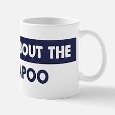 About LHASAPOO Mug