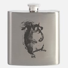 The Shady Squirrel Flask